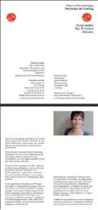 Flyer von Bettina Strehlau - Praxis für Psychotherapie, Paartherapie und Coaching zum Herunterladen